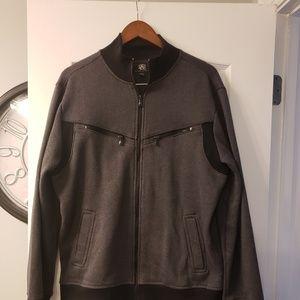 Men's Rock & Republic zip up jacket size L